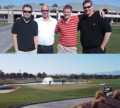 World of Concrete Golf Tournament